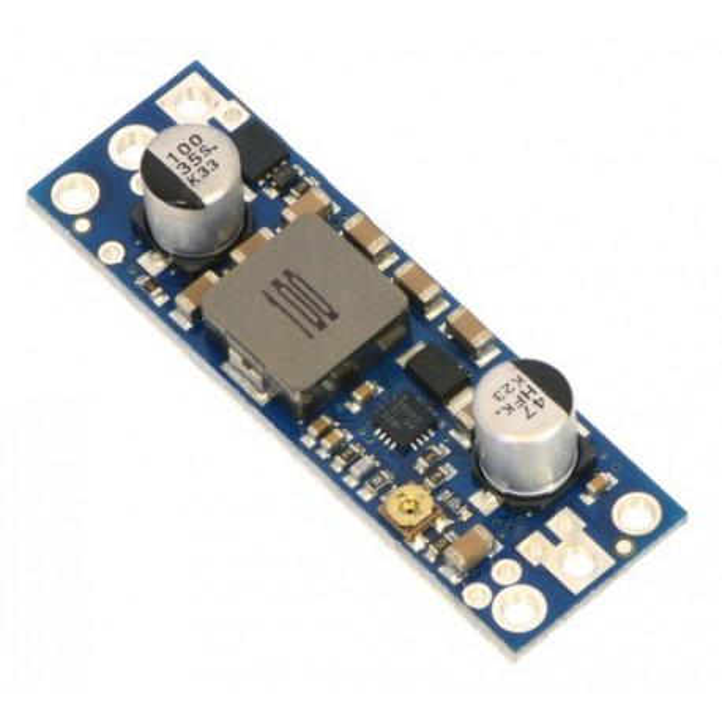 JZ - Pololu 2571 - Pololu Adjustable 9-30V Step-Up Voltage Regulator U3V50AHV