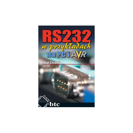 RS232 in the examples on PC and AVR