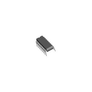 BH10S - gniazdo męskie 10-stykowe proste 2,54mm do druku, do wtyku IDC