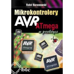 ATmega AVR microcontrollers in practice
