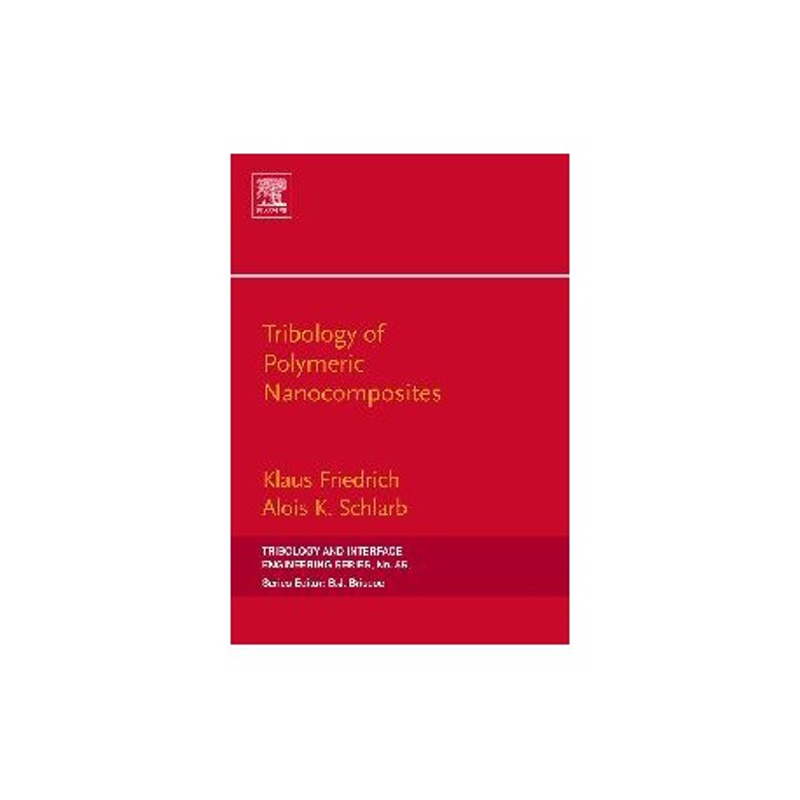 Tribology of Polymeric Nanocomposites