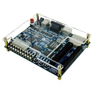 Zestaw ewaluacyjny z układem FPGA z rodziny Cyclone III firmy Altera - Terasic DE0 EDU