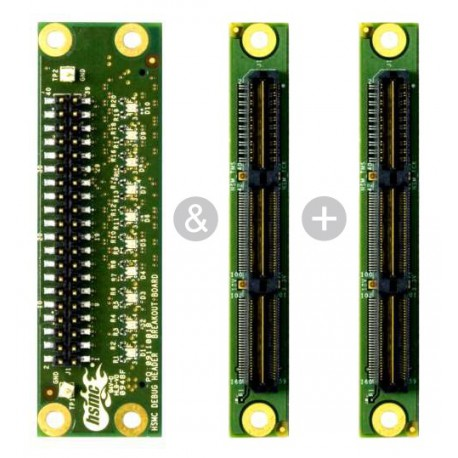 TerasIC HSMC Debug & Loopback Connector