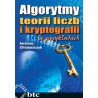 Number theory and cryptography algorithms in examples