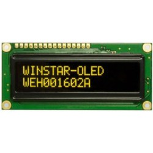 OLED WEH001602ALPP5N00001