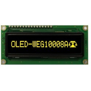 Wyświetlacz OLED WEG010008ALPP5N00000