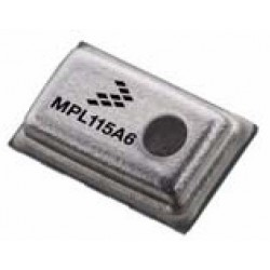 MPL115A2 - czujnik ciśnienia w obudowie LGA-8