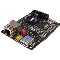 ZL26ARM - minicomputer with STM32F107 microcontroller