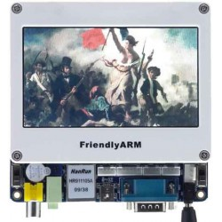 FriendlyARM Mini6410 Board + LCD 4,3'