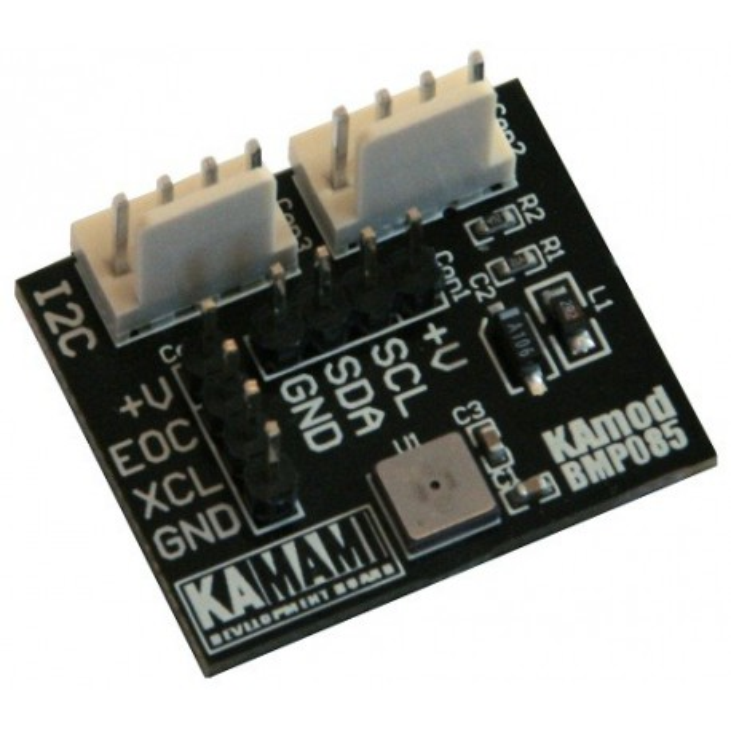 KAmodBMP085 - pressure sensor module with I2C interface (BMP085)