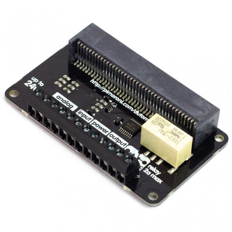 Pololu 356 - 8x2 Character LCD - Black Bezel (Parallel Interface)