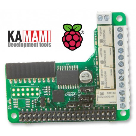 RPI - PiFace Relay+