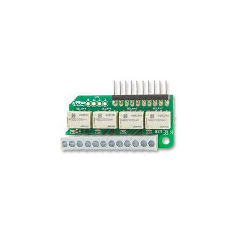 RPI - PiFace Relay Extra