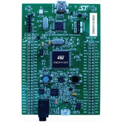 STM32F411E-DISCO - Discovery kit with STM32F411VE MCU