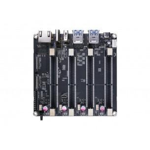 Analogowy amperomierz panelowy 0-200 uA