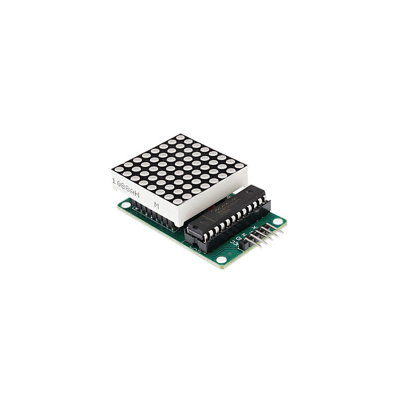 Adafruit Mini 07 8x8 LED Matrix w/I2C Backpack