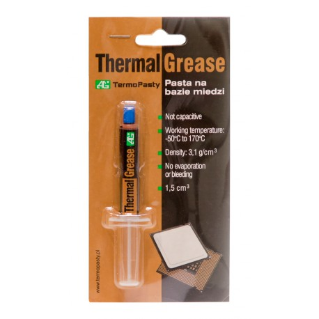 Thermal Grease-Miedź 1,5ml AG