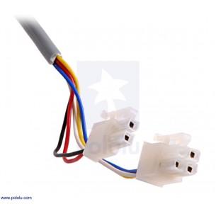 KEMOT 19 mm x 9.4 m insulation tape - gray