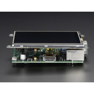 PiTFT - 3.5-calowy wyświetlacz dotykowy 480x320 dla Raspberry Pi