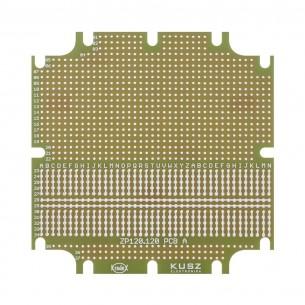 Kabel USB A - micro-USB B, 1m, czarny oplot