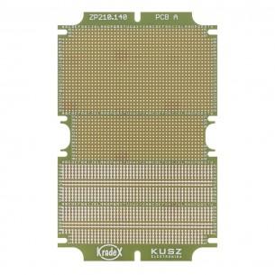 USB A cable - micro-USB B, 1 m, purple braid