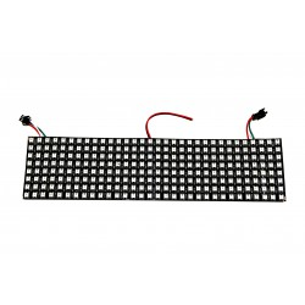 LED RGB WS2812B 8x32 matrix