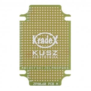 Konwerter USB/RS-232 z zabezpieczeniem 500mA, FT232RL (gniazdo)