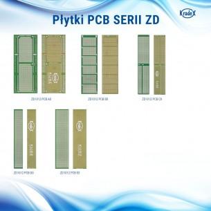 Analogowy amperomierz panelowy 0..500 uA