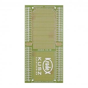 Analog temperature sensor LM35DZ