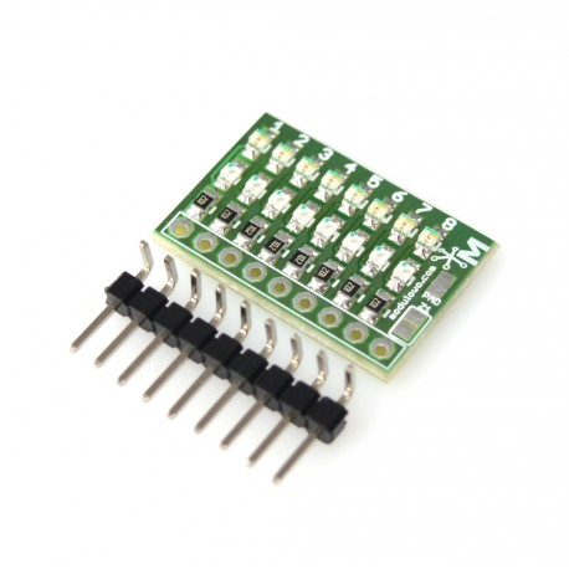 Tester logiczny LED