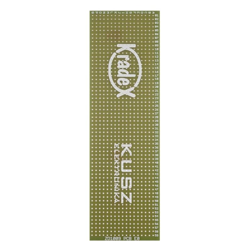 Miniaturowy potencjometr cyfrowy