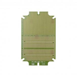 Obudowa do Raspberry Pi 3/2/B+ z wentylatorem ciemno-czerwona