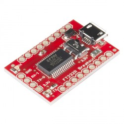 USB to Serial Breakout - FT232RL