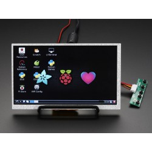 HDMI 4 Pi: Wyświetlacz 7