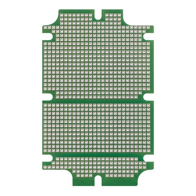 Big Dome Push Button - Green