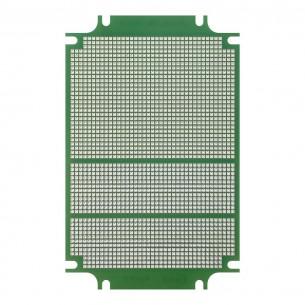 Prototypowa płytka stykowa 170 punktów - niebieska