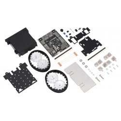 Zumo Robot Kit v1.2 - a kit for building a minisumo robot for Arduino (without motors, for assembly)