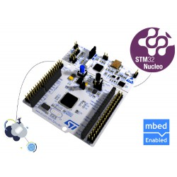 NUCLEO-F303RE - STM32 Nucleo-64 development board with STM32F303RET6 MCU