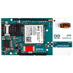 Arduino GSM Shield 2 (integrated antenna)