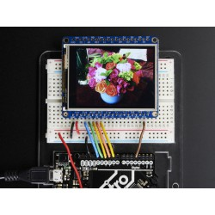 Wyświetlacz TFT LCD 2.4-calowy ze sterownikiem ILI9341 SPI