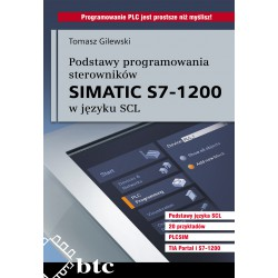 Basics of programming SIMATIC S7-1200 controllers in SCL language