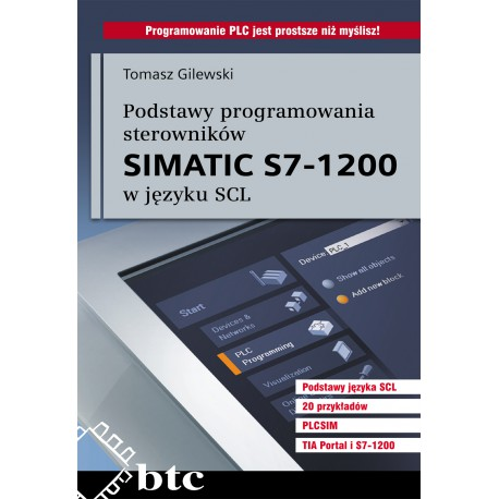 Basic programming of S7-1200 controllers in SCL language