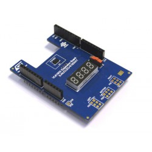 X-NUCLEO-6180XA1 - shield (ekspander) dla Arduino/NUCLEO z sensorem zbliżenia, gestów i oświetlenia (VL6180X)