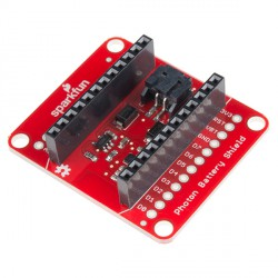SparkFun Photon Battery Shield - adapter z zasilaniem modułu Photon
