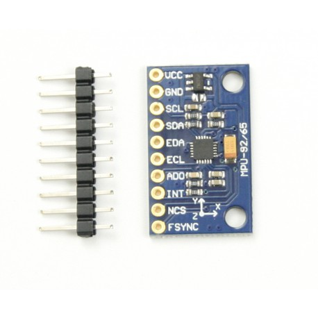 GY-6500 - accelerator and gyroscope module with MPU-6500 system
