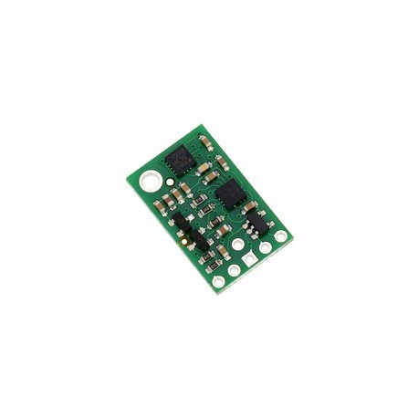 Pololu - 2468 MinIMU-9 v3 Gyro, Accelerometer, and Compass (L3GD20H and LSM303D Carrier)