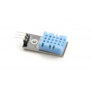 Moduł z czujnikiem wilgotnosci/temperatury DHT11