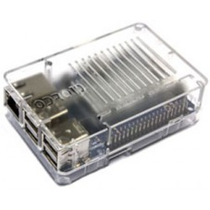 ODROID C1+/C2 clear case