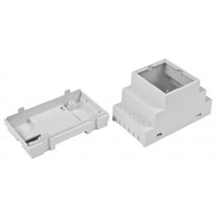 Bezprzewodowa Mini klawiatura biała