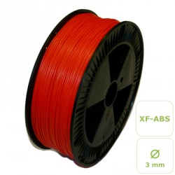 Red filament 3.0 mm